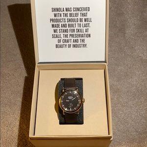 Shinola watch - 38mm